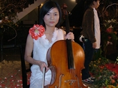チェロ 鈴木 郁子 Suzuki Ikuko