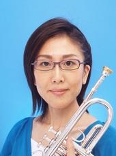 トランペット 長谷川 亮子 Hasegawa Ryoko