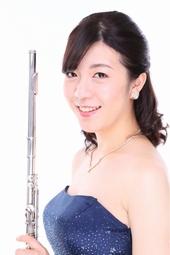 フルート、ピッコロ、ピアノ 井畑 志保 Ibata Shiho