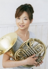 ホルン 井上 舞 Inoue Mai