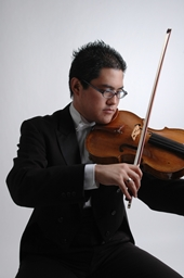 ビオラ、バイオリン 扇 慎也 Ougi Shinya